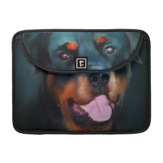 Rottweiler MacBook case