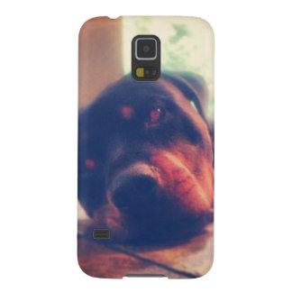 Rottweiler Memories Galaxy S5 Case