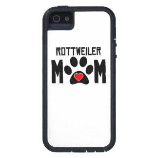 Rottweiler Mom iPhone SE/5/5s Case