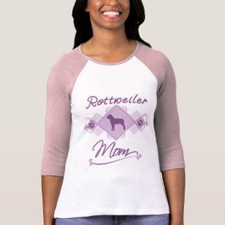 Rottweiler Mom Shirts