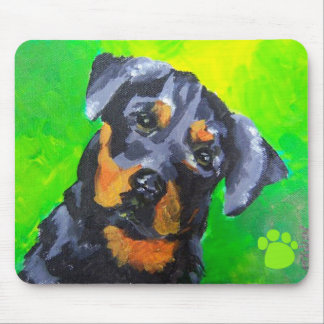 Rottweiler Mouse Pads