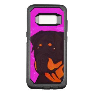 Rottweiler OtterBox Commuter Samsung Galaxy S8 Case