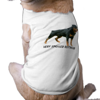 Rottweiler Pet Clothing