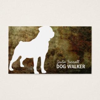 Rottweiler Pet Realated Business Card