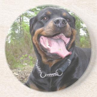 Rottweiler Photo Coaster