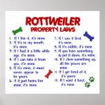 ROTTWEILER PL2 POSTER