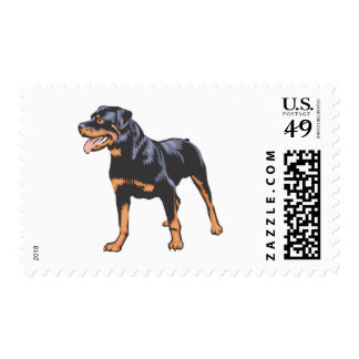 Rottweiler Stamps