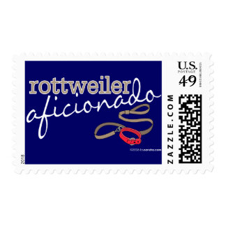 Rottweiler Postage Stamps