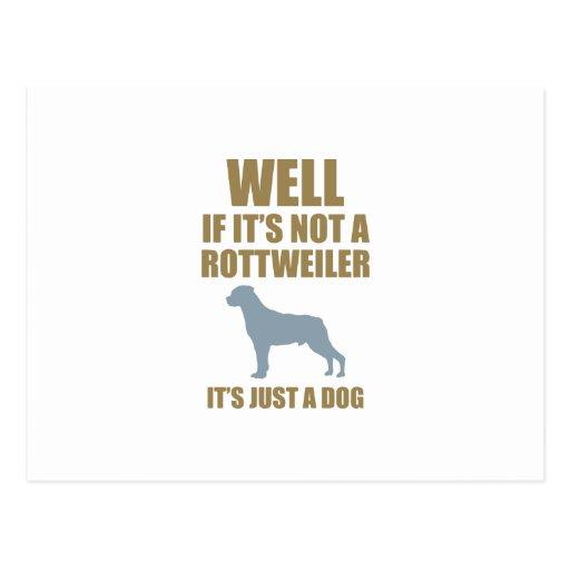 Rottweiler Postal