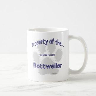 Rottweiler Property Coffee Mug