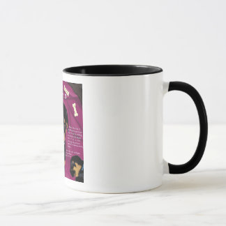 Rottweiler Pup mug