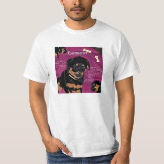 Rottweiler Pup value tee
