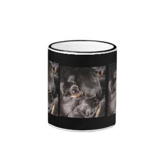 Rottweiler Puppies Coffee Mug