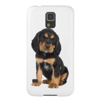 Rottweiler puppy galaxy s5 cover