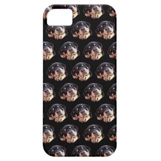 Rottweiler Puppy Love Rott Dog Canine German Breed iPhone SE/5/5s Case