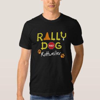 Rottweiler Rally Dog T-Shirt