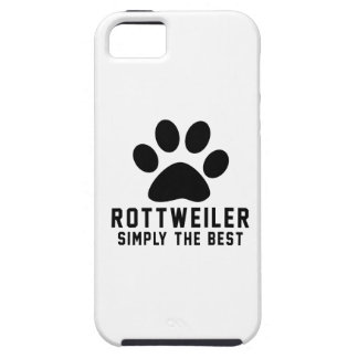 Rottweiler Simply the best iPhone 5/5S Cover