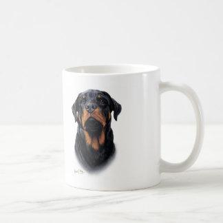 Rottweiler Taza Clásica