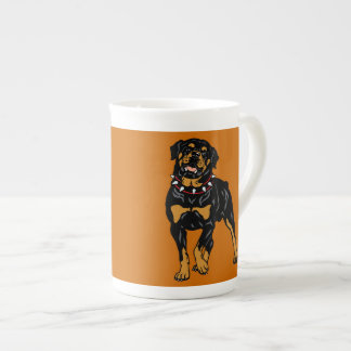 rottweiler tea cup