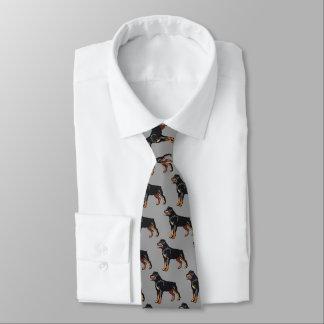 Rottweiler Tie