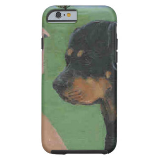 Rottweiler Tough iPhone 6 Case