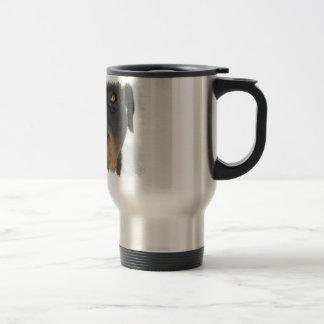 Rottweiler Travel Mug