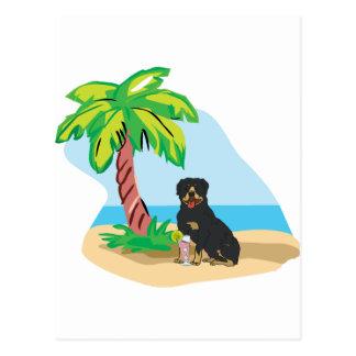 rottweiler tropical postal