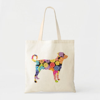 Rottweiler (Undocked Tail) Tote Bag