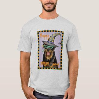 Rottweiler Witch T-Shirt