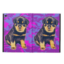 Powis iPad Air 2 Case with Rottweiler Phone Cases design