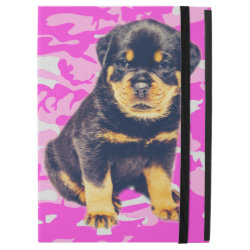 iPad Pro Powis Case with Rottweiler Phone Cases design