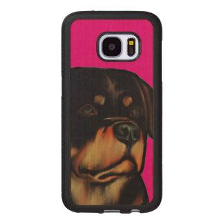 Rottweiler Wood Samsung Galaxy S7 Case