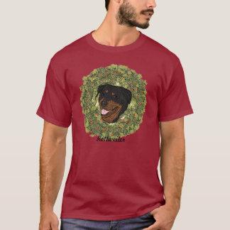 Rottweiler Wreath T-Shirt