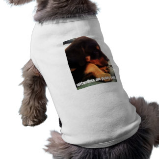 Rottweilers are Pussycats Shirt