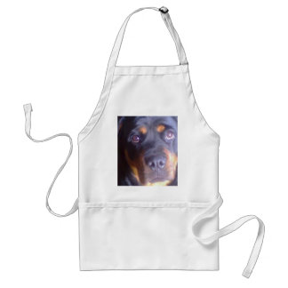 Rottys R Pussycats Adult Apron