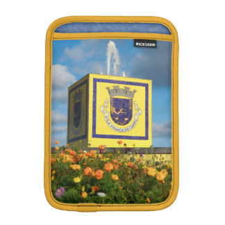 Rotunda dos Frades iPad Mini Sleeve