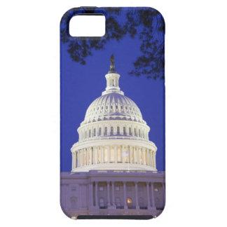 Rotunda of U.S. Capitol at night, Washington iPhone SE/5/5s Case