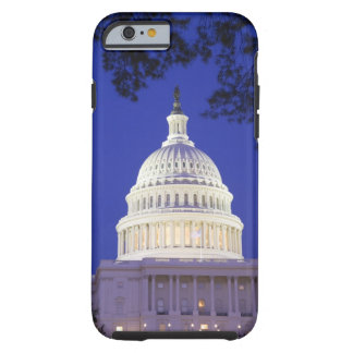 Rotunda of U.S. Capitol at night, Washington Tough iPhone 6 Case