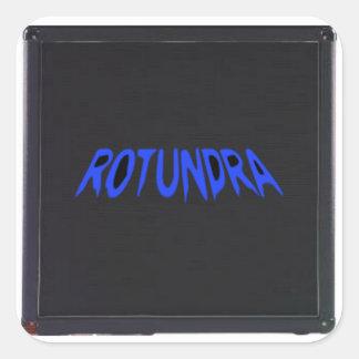 Rotundra Cab Stickers