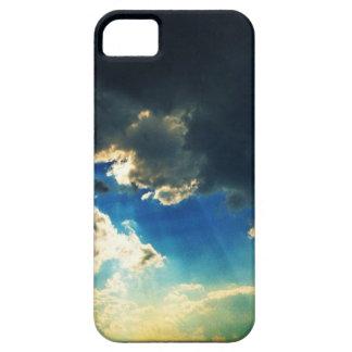 Rotura en las nubes iPhone 5 fundas