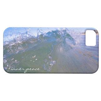rotura interna de la orilla de la playa de Venecia iPhone 5 Funda