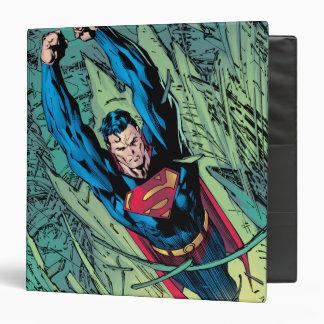 """Roturas del superhombre a través carpeta 1 1/2"""""""