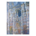Rouen Cathedral Poster