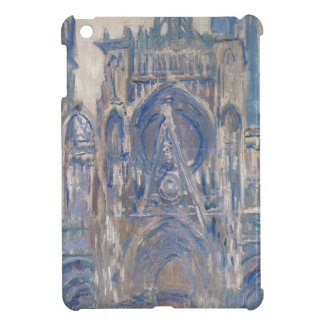 Rouen Cathedral, Study of the Portal by Claude iPad Mini Cover
