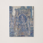 Rouen Cathedral, Study of the Portal by Claude Puzzles