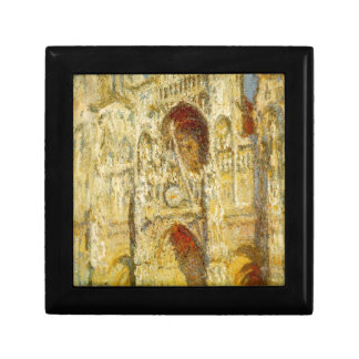 Rouen Cathedral, The Gate and The Tower by Claude Gift Box