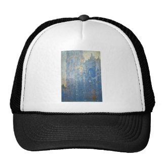 Rouen Cathedral, the Portal and the tour d'Albane, Trucker Hat