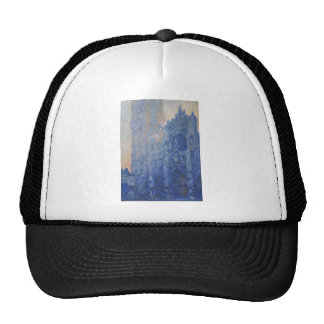 Rouen Cathedral, The Portal and the Tour d'Albane Trucker Hat