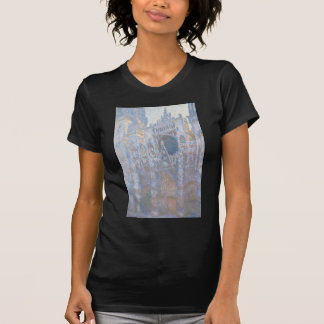 Rouen Cathedral West Facade by Claude Monet Shirt
