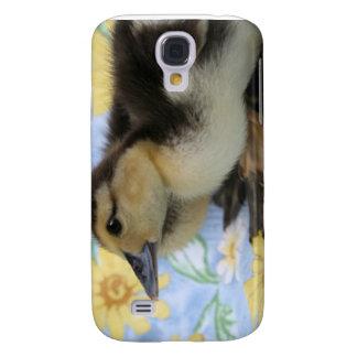 rouen duckling facing left low head galaxy s4 case
